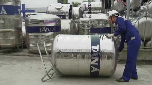 Cty chỉ bán sản phẩm bồn nước uy tín chất lượng giá tốt nhất thị trường daklak