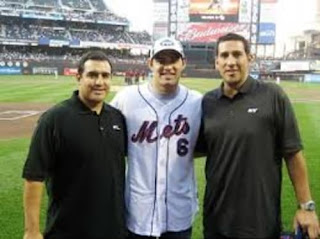 Sanchez With His Brothers