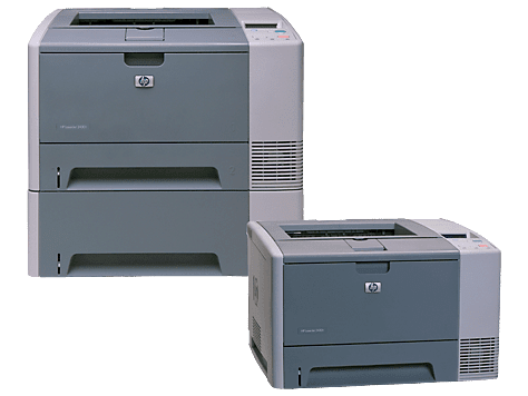HP LaserJet 2420d Printer Drivers
