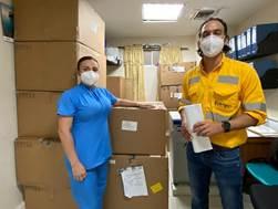hoyennoticia.com, Cerrejón entregó al hospital de Maicao, equipos  para laboratorio molecular
