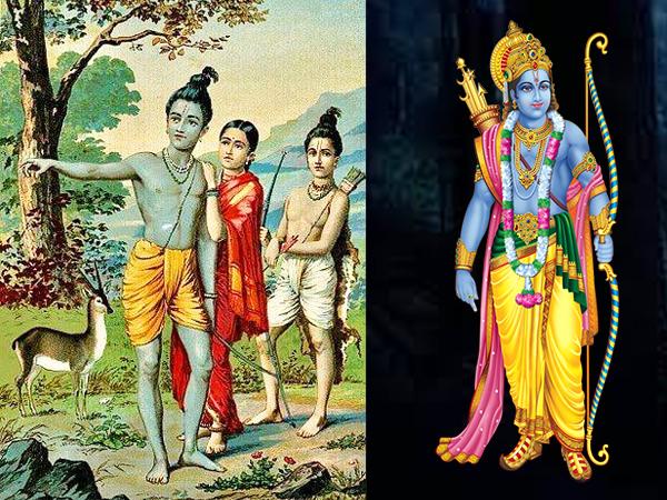 Ramayana Chapter 9 - Rama leaves Ayodhya