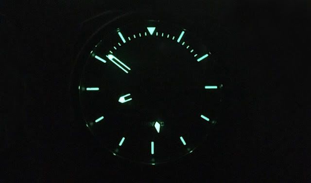 Trintec NAV-03 Horizon lume