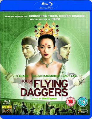 House of Flying Daggers (2004) 480p 300MB Blu-Ray Hindi Dubbed Dual Audio [Hindi + English] MKV