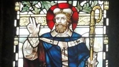 Saint Wilfrid