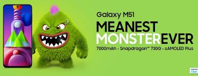 Samsung-galaxy-M51-Price-ksa