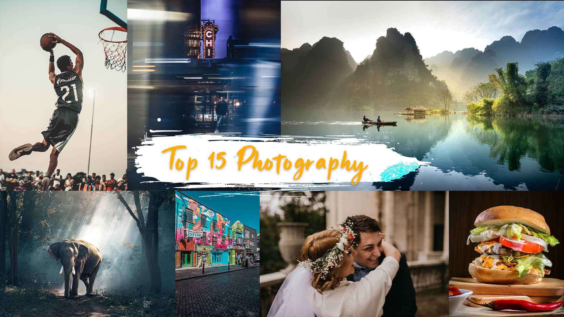 top 10 photography