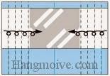Bước 6: Gấp các cạnh giấy vào trong.