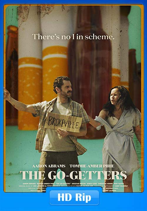 The Go Getters 2018 720p WEBRip x264 | 480p 300MB | 100MB HEVC Poster