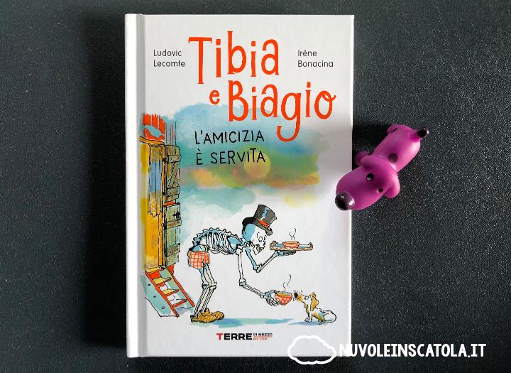 Tibia e Biagio L'amicizia è servita