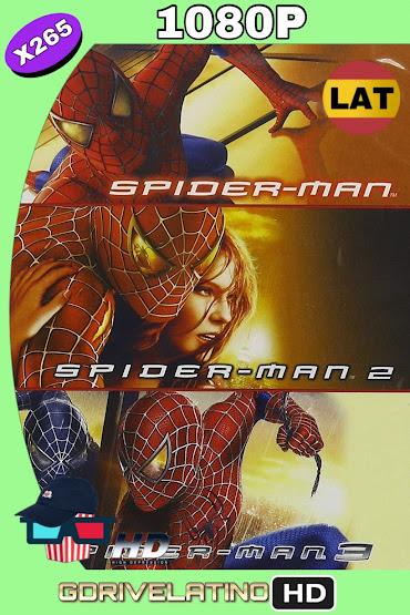 El Hombre Araña Trilogia (2002-2007) BDRip 1080p X265 Latino-Ingles MKV