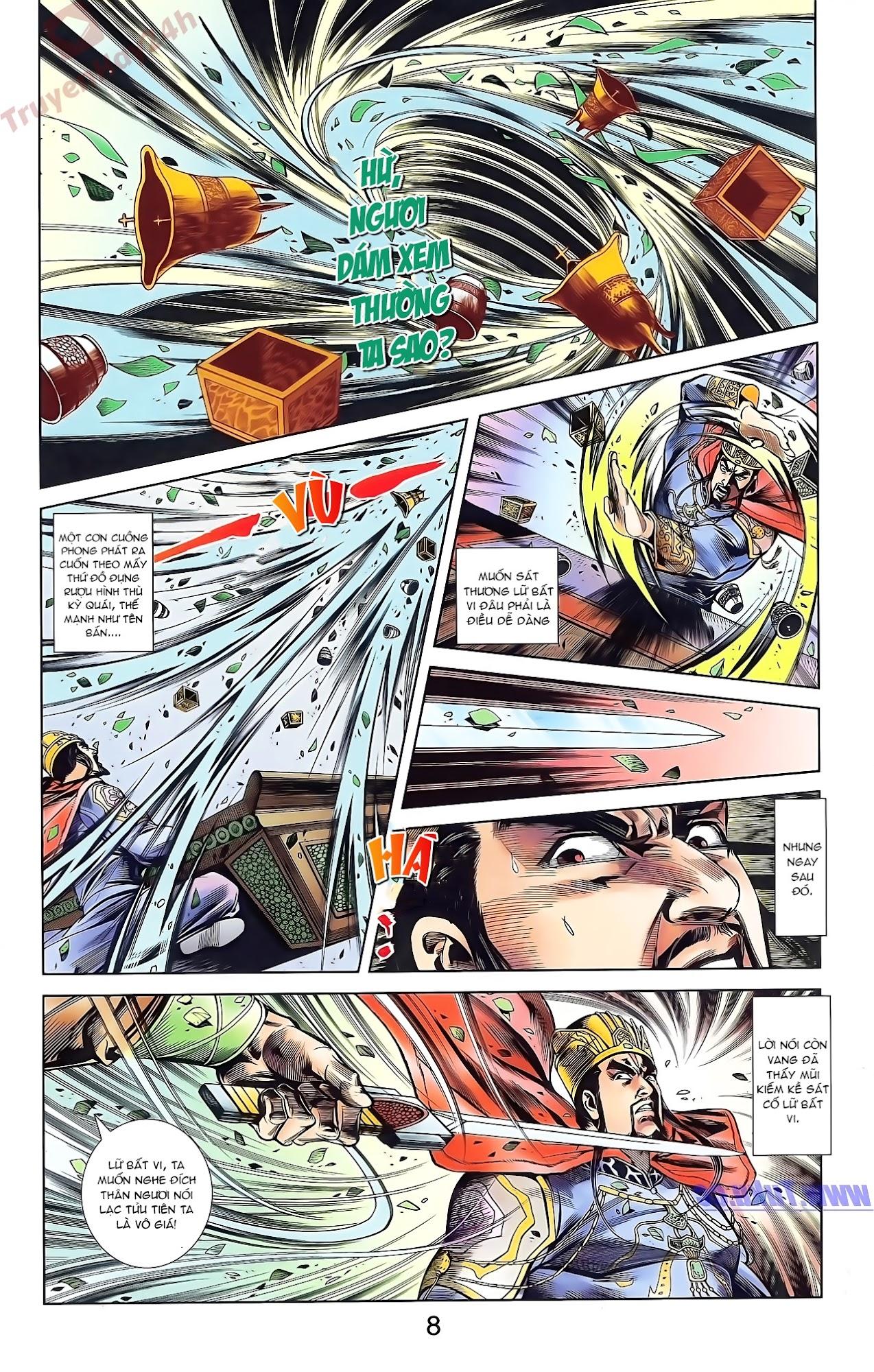 Tần Vương Doanh Chính chapter 42 trang 20