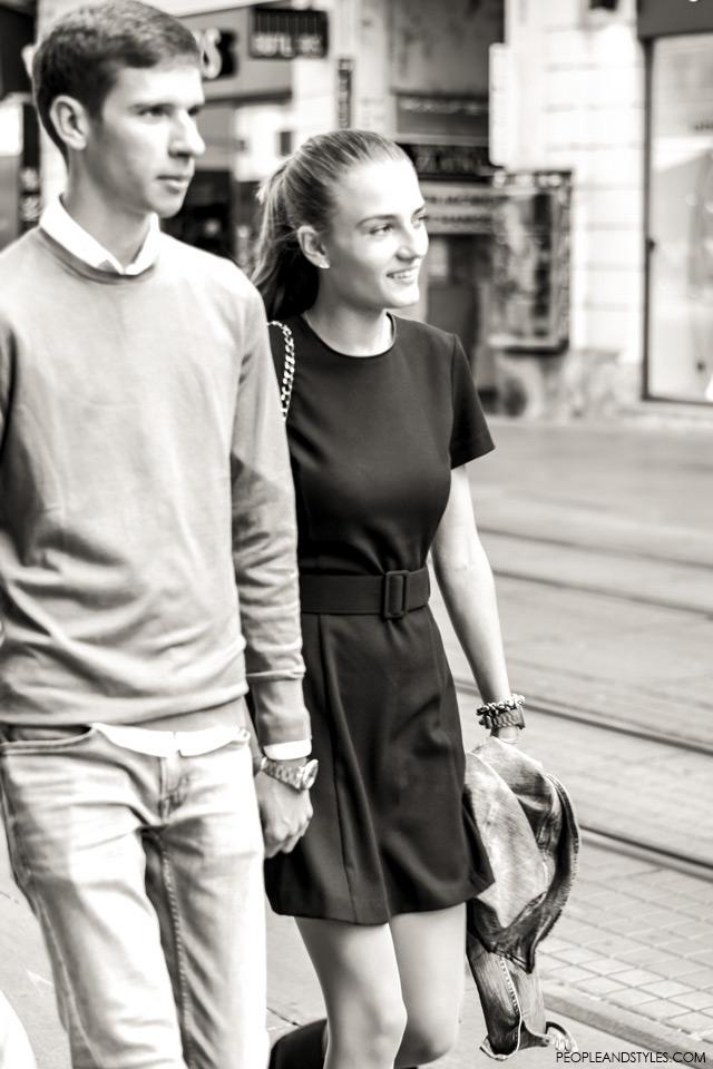 Preppy chic, Street style, ulična moda rujan 2015, Zagreb by peopleandstyles.com
