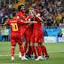 ALL OVER! Belgium 3 -2 Japan