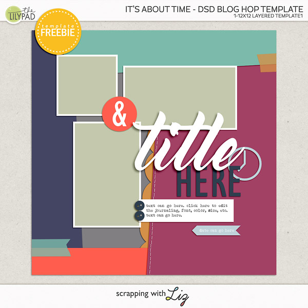 DSD Blog Hop - FREEBIE