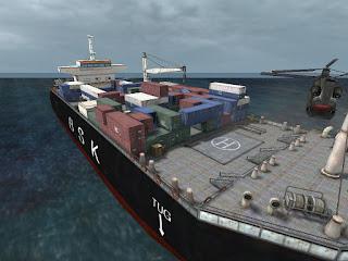 Map Baru Cargoship PB Garena