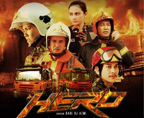 sinopsis drama hero tv2, pelakon dan gambar drama hero bomba tv2, hero episod akhir – episod 13, drama selekta prima bomba hero tv2, bomba penyelamat