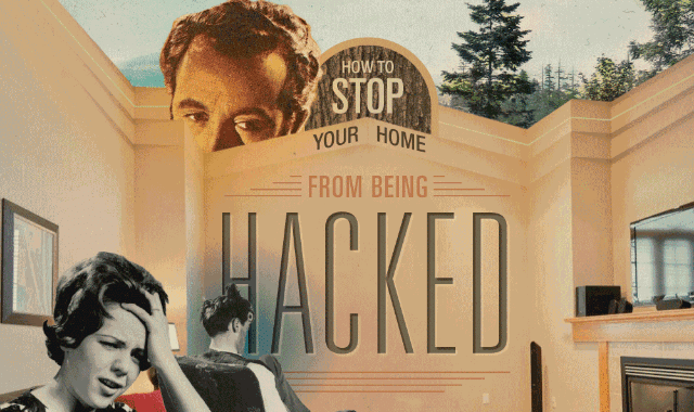 How To Stop Your Home From Being Hacked