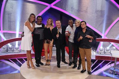 Ciça, Compadre, Sheila, Raul, Beto Jamaica, Antônia e Thammy (Crédito: Rodrigo Belentani)
