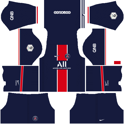 PSG 2021 Dream League Soccer 2019 kits and logo url, PSG dls fts dream league soccer new kits logo url,Paris Saint-Germain dls fts logo 2021, LİGUE1 FRANCE dls 2019 kits PSG
