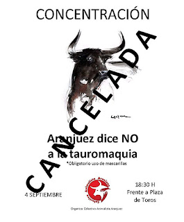 Antitaurinos Aranjuez