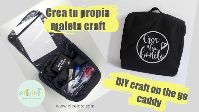 tutorial maleta craft on the go