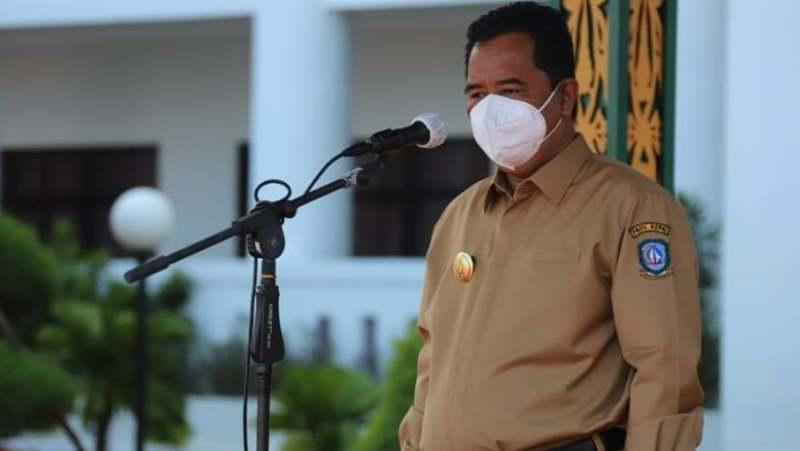 Pemprov Kepri Ajak Seluruh Pihak, Ubah Ancaman COVID-19 dalam Pilkada Menjadi Peluang