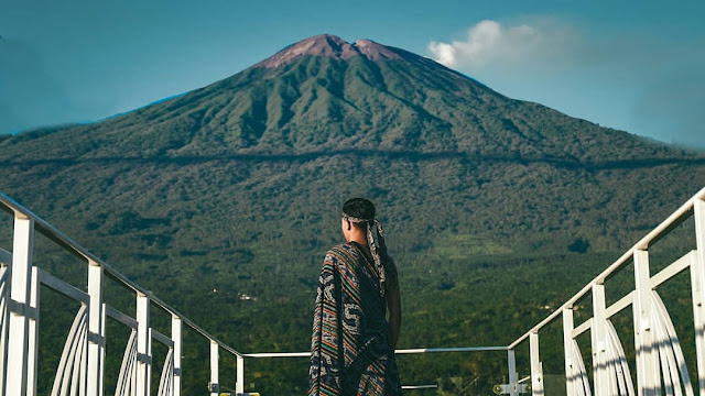 Tiket Masuk Dan Lokasi Taman Langit Bukit Tangkeban Pemalang