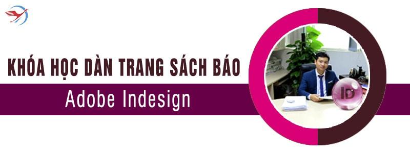 Học InDesign tại Hoàng Mai.