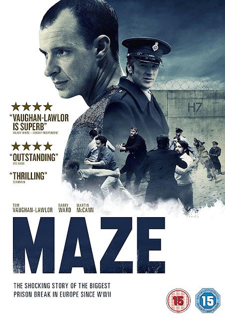 Maze (2017) ταινιες online seires oipeirates greek subs