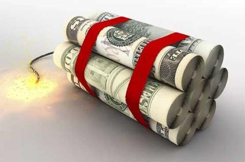 ڈالر بم، امریکہ کا تباہ کن ہتھیار