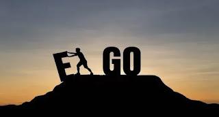 Ciri-Ciri Anda Mermpunyai Sikap Ego Yang Tinggi