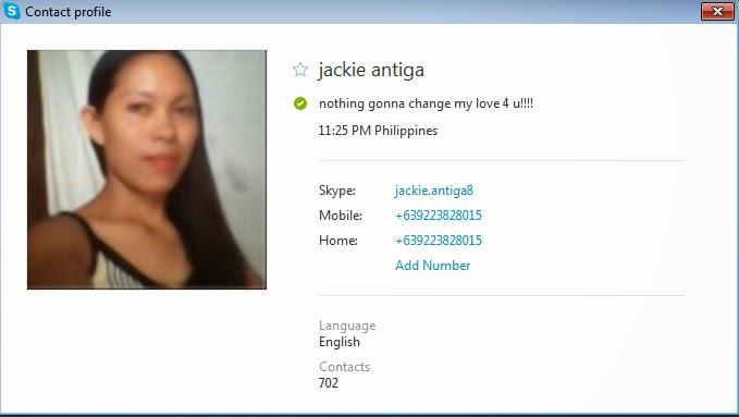 Girls skype accounts