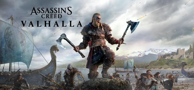 Sorteio de 5x cópias do game Assassin's Creed Valhalla