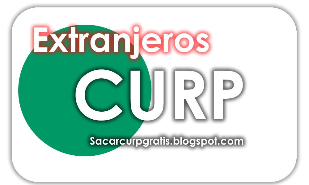 Tramite de CURP Requisitos para Mexicanos y Extranjeros