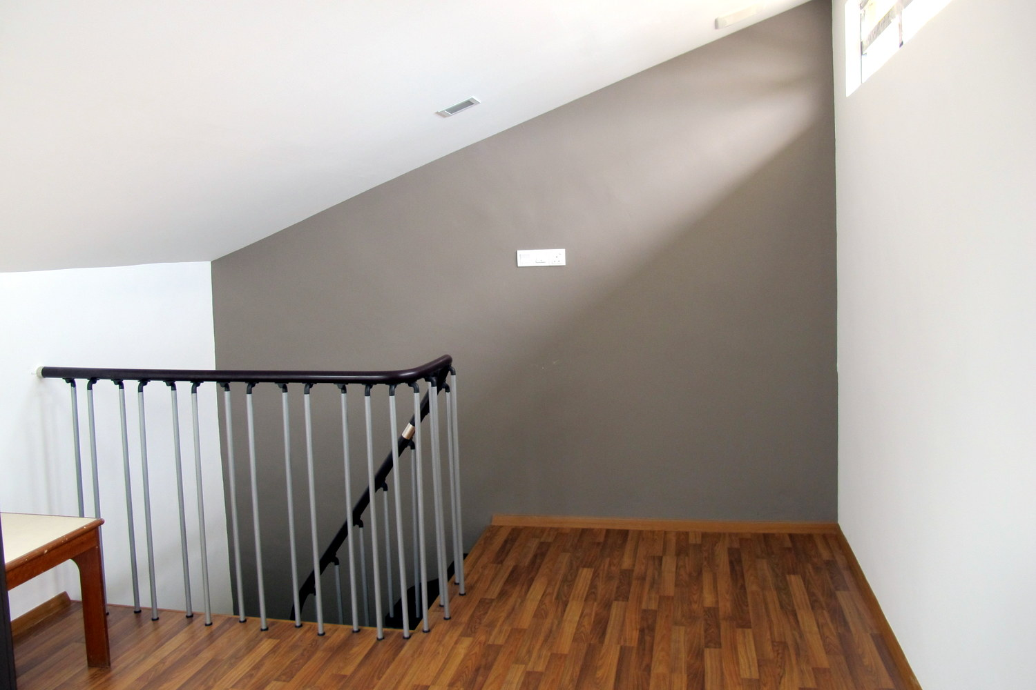Air Well With New M Saver Staircase