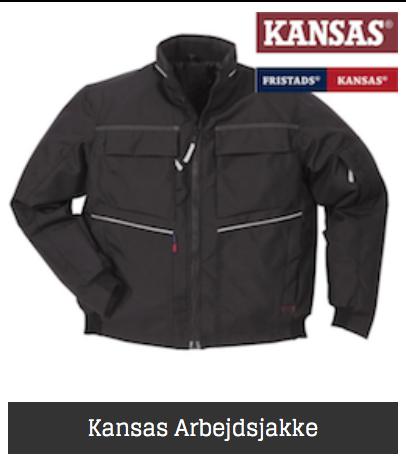 Kansas arbejdsjakker
