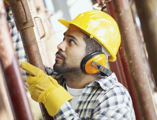 Cidera Pendengaran Ditempat Kerja
