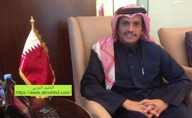 زيارة عاجله لدولة قطر الى العراق بسبب التصعيد العسكري بين ايران وامريكا.. تفاصيل