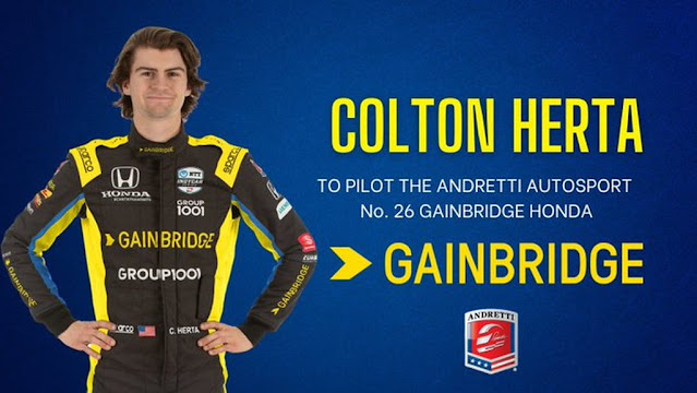 Colton Herta