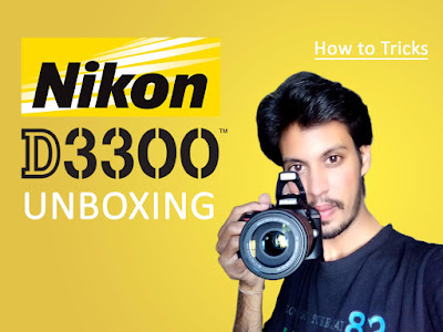 Nikon D3300 18-55MM VR, 70-300MM VR Unboxing & Full Review