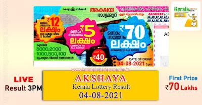 kerala-lottery-result-04-08-2021-akshaya-lottery-results-ak-509-keralalotteriesresults.in