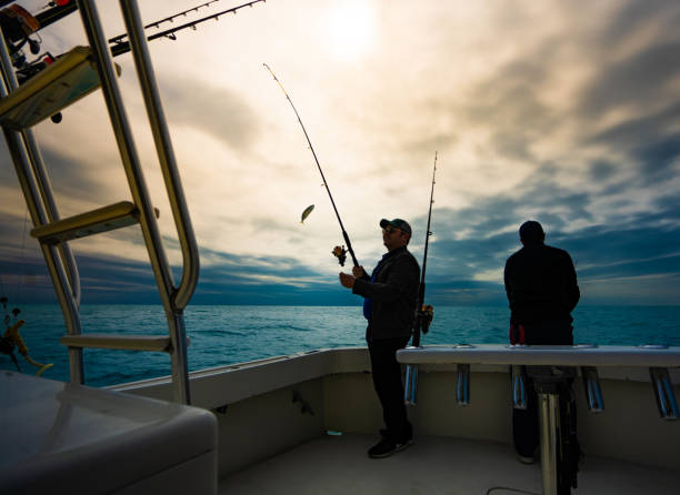 Deep Sea Fishing Trips - The Must Have Essentials