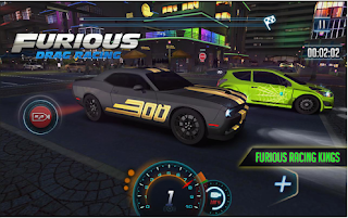 Furious 8 Drag Racing Apk Mod v3.3 Unlimited Gold Free for android