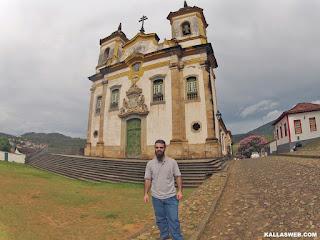 Igreja de São Francisco de Assis.