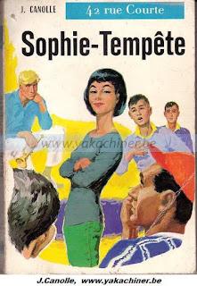 Sophie -Tempète, de J.Canolle