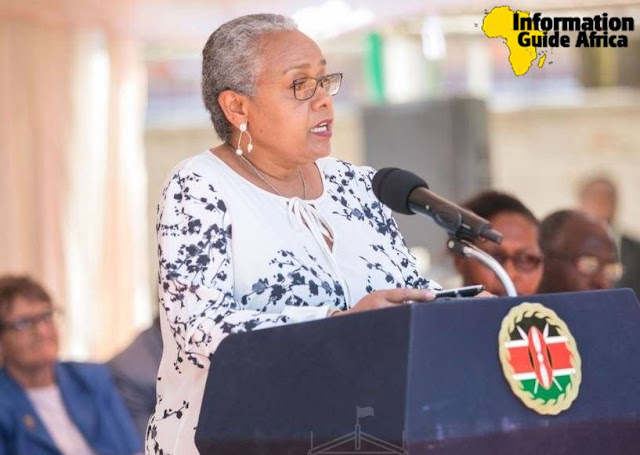 Margaret Kenyatta Biography