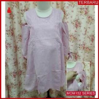 MOM152B15 Baju Atasan Hamil Feby Menyusui Bajuhamil Ibu Hamil