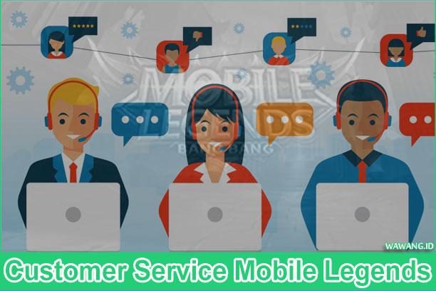 Cara Menghubungi Customer Service Mobile Legends Terbaru