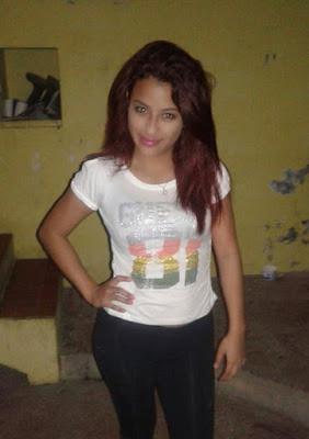 foto de chica de nicaragua