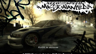 game nfs most wanred